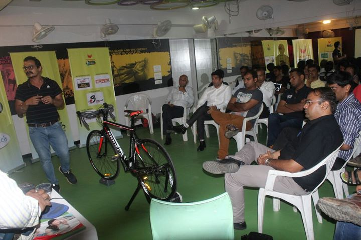 Mission Health Sports Clinic Team rocks...Great Feedback...  Dear Dr. Aalap,  Good Morning and Greetings from Team Cyclone!  We are thankful to entire team of Mission Health for organising a wonderful session yesterday with our riders at your premises.  The presentation was very well prepared, precise and exactly what we needed to know. It will help us a lot in improving performance as well as preventing injuries during the Tour of Aravallis.  Our riders have been immensely benefited after attending this session and want more sessions like these to take place!  Hence, we kindly request you to take a similar 30-45 minute session at our pre-briefing program on 30th August, 2016 to be held at Ahmedabad Management Association from 6.30 PM onwards. Since it will be a day before the tour begins, riders can be guided on prevention of injuries and stretching techniques. We would also be having presence of all our sponsors and national as well as international riders who were unable to attend yesterday. Kindly let us know the name of faculty for this session. Jayesh Joshi will coordinate for the same.  I would also like to heartily invite you and your team to join us for the program which shall be followed by dinner.  Date and Time: 30th August, 2016, 6.30 PM onwards Venue: Ahmedabad Management Association, ATIRA Campus, Near IIM, Near Panjrapole Cross Roads, Ahmedabad. RSVP: Anuj Sharedalal / Jayesh Joshi  Looking forward to your esteemed presence on 30th August!  Regards, Anuj.