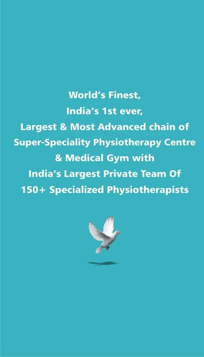 Unveiling the World's finest and India's 1st Super-Specialised Physiotherapy Centre & Metabolix Studio-Mission Health Chandkheda...11th September today Sunday...9 am to 1 pm