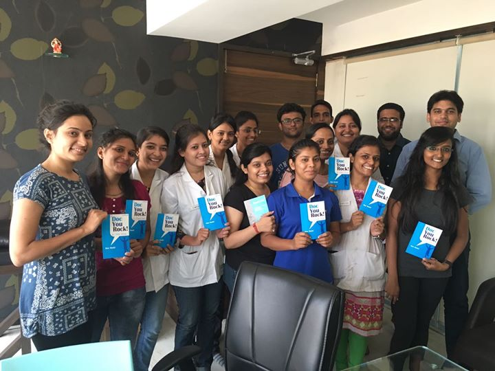 Mission Health Maninagar team Rocks...Super positive Humans and Super Duper Physios... LUCKY TO HAVE such amazing Team...
