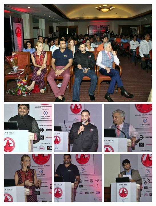 ATP International Sports & Fitness Convention # Launch in Mumbai # Memory Lane # 1st ever such academic convention of this level in India.