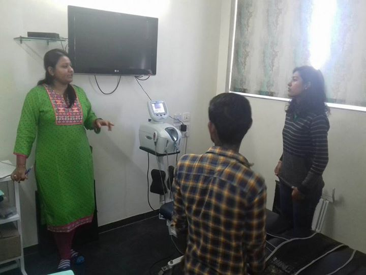 #NothingLessThanBestIsExpectedOrAccepted #AdvancementAndUpdationIsMustMust We at Mission Health SuperSpeciality Spine Clinic believe in Highest Standards of Spine Treatment for our Patients...Today Theory/Practical assessment and correction for SPINE REHAB workshop was organised for all our Spine Rehab Experts by more than 10 years Experienced team of Mission Health... #MissionHealth #SuperSpecialitySpineClinic #MultiSpecialityPhysiotherapyCentee #MoreThan18000SpinePatientsTreated #HighestClinicalStandards #HappyPatients #SatisfiedPatients #BestSpineRehabTeam #MovementIsLife