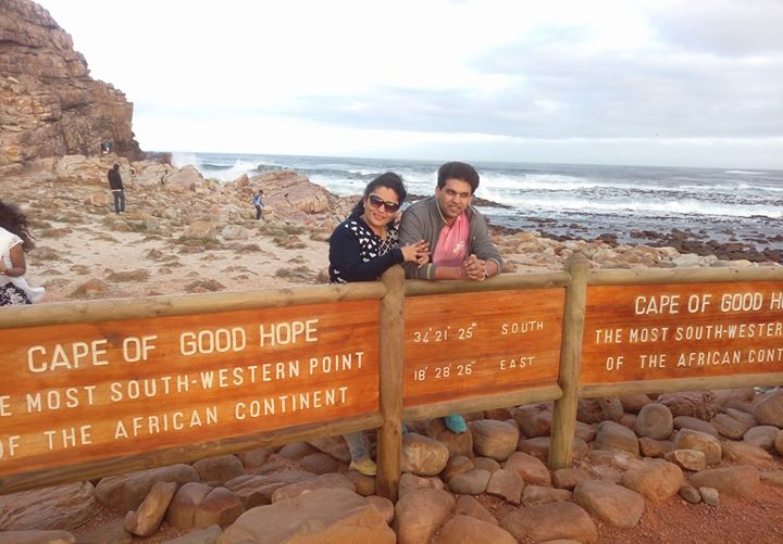 Cape Of Good Hope...