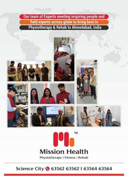Dr. Alap Shah,  MissionHealthCentreOfExcellence, GlobeTrotter, TrendSetter, BestinRehab, Robotics, AdvancedTechnologies, PhysioFitnessRehab, RehabSuites, AdvancedNeuroRehabilitation, BeTheWitness, MovementIsLife