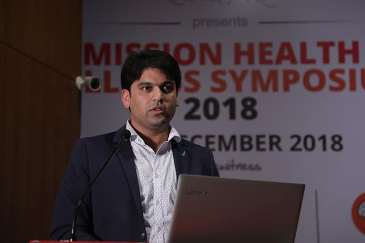 We are thankful to Over 600 Delegates from Ahmedabad, Mumbai, Rajasthan, Madhyapradesh, Aasam, London, Nairobi, Yuganda, Dubai, Australlia & USA who attended Mission Health Wellness Symposium 2018...We are thankful to Gujarat Tourism & National Health Mission-Gujarat for their support...We are thankful to Our faculties and Team Mission Health...See you all in 2019...