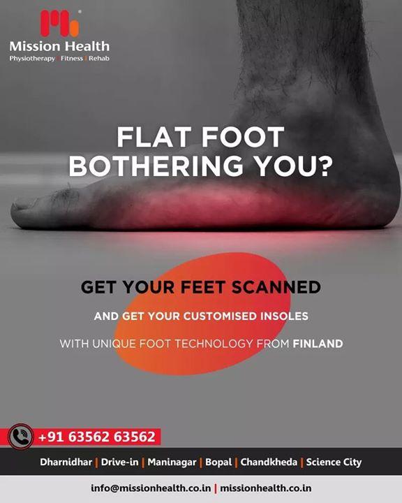 Dr. Alap Shah,  FlatFoot, MissionHealth, FootClinic, MissionHealthIndia, MovementIsLife