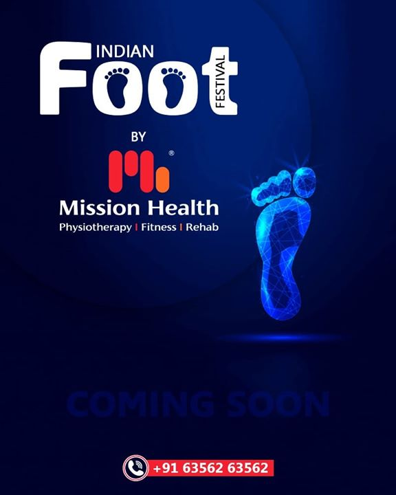 Dr. Alap Shah,  IndianFootFestival, ComingSoon, FootClinic, footpain, footcare, foothealth, heelpain, anklepain, flatfeet, painrelief, healthyfeet, happyfeet, MissionHealth, MissionHealthIndia, MovementIsLife