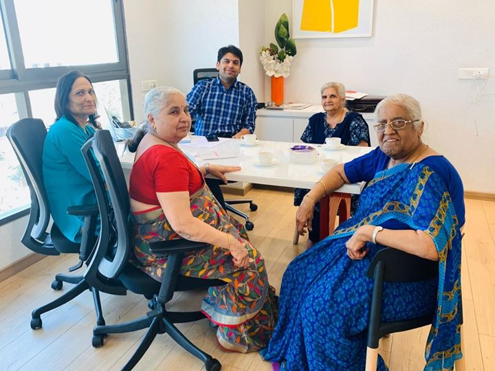 It is evident that Quality of Life matters a lot, when these 4 friends above 75 years age decided to fly all the way from London to Mission Health, Ahmedabad to be painfree & remain independent ever...Movement is Life...