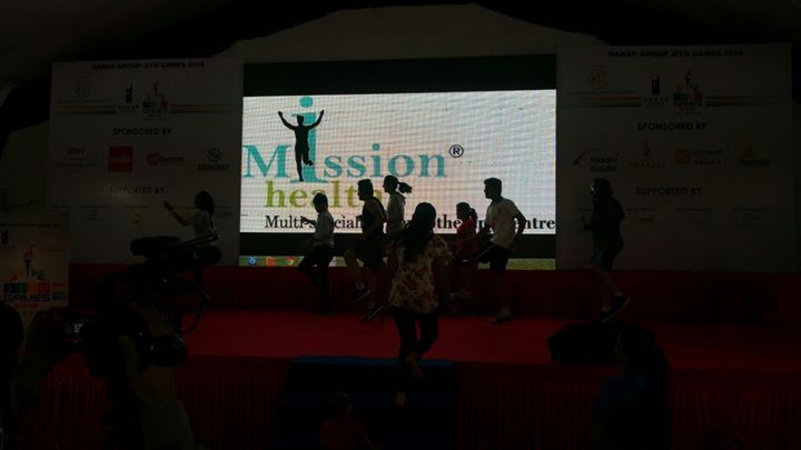 MissionHealth Ahmedabad as PHYSIO PARTNER to Jito National Sports Event # Great initiative by Jito.