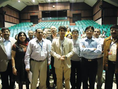 From Memory Lane # Ergonomics workshop for IIM-AHMEDABAD ALUMINI # Mission Health team completed ERGONOMICS WORKSHOP FOR MORE THAN 5 LAKH PEOPLE...