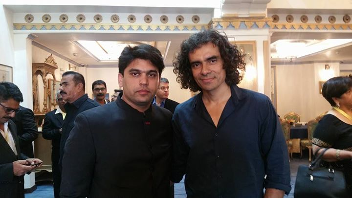 ROYAL CONVENTION # ROYAL VENUE # Darbar Hall of city palace #  AMAZING talk BY DIRECTOR IMTIAZ ALI, JACKI DADA IN UNIQUE WAY AND PRINCE OF MEWAR SHRI LAKSH RAJ JI.