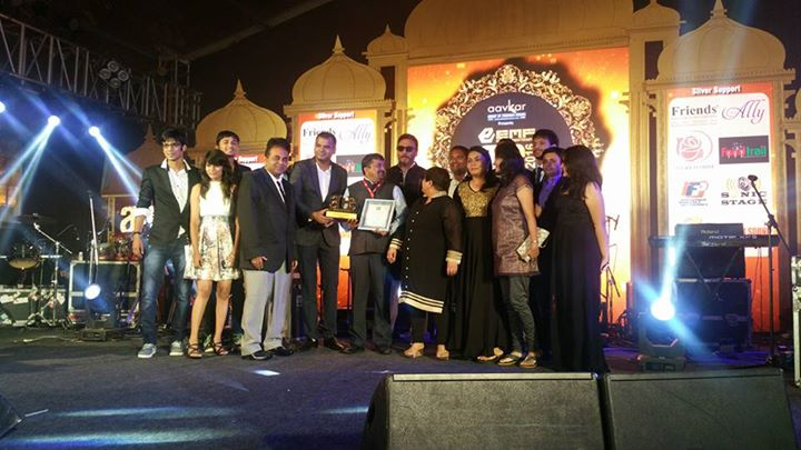 We ATP INTERNATIONAL FITNESS AND SPORTS CONVENTION INDIA winning Gold Award for Best I.P. (INTLECTUAL PROPERTY ) - highest category honour by EMF ACE 2016 @ JAGMANDIR, UDAIPUR by NONE OTHER THAN  MR. JACKIE SHROFF. We are proud to say that ATP is indeed such first property of India. Congratulations ATP TEAM. THANK YOU EMF.