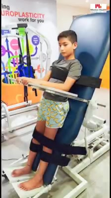 Master Sahil from Rajasthan was brought on a wheelchair after suffering from  Guillain-Barré syndrome... He is able to walk again and do many functional activities after 30 days of Advanced Neuro Rehabilitation @ Mission Health Ability Clinic...Now time to work on his better recruitment of muscles and WALKING PATTERN...  #MissionHealth #SpecializedNeuroRehab #AbilityClinic #RehabSuites #EarlyMobility #Verticalization #Neuroplasticity #MovementIsLife  www.missionhealth.co.in