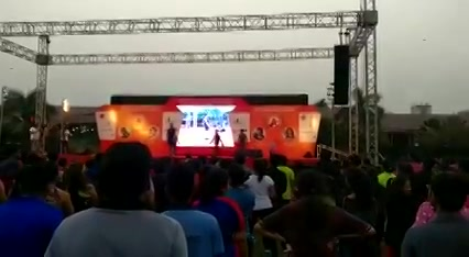 Till your eyes can seee...ATP FITNESS CONCERT BY MISSION HEALTH...More than 5000 Fitizens...Memory Lane...Movement Is Life...