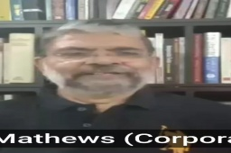 Mr. Jacob Mathews, a towering name in the field of Corporate Management, has worked with eminent personalities like Dr. Vikram Sarabhai, Dr. A. P. J. Abdul Kalam to name a few...